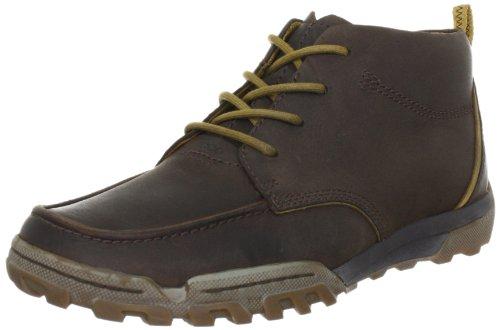 Ecco ECCO URBAN XPLORER 857034 - Zapatillas de deporte para andar de cuero nobuck para hombre Marrón