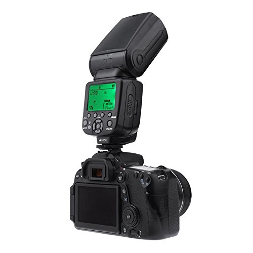DP-iot Camera Accessories Flashes Automatic Flash Speedlite Universal for Nikon 5600K 18-180mm 0-270 Degrees Flashes Automatic Flash