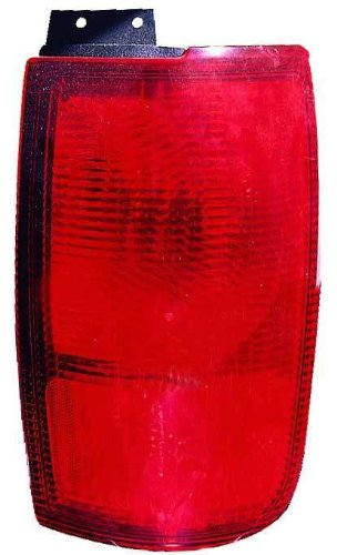 Depo 331-1970R-US Lincoln Navigator Passenger Side Replacement Taillight Unit without Bulb