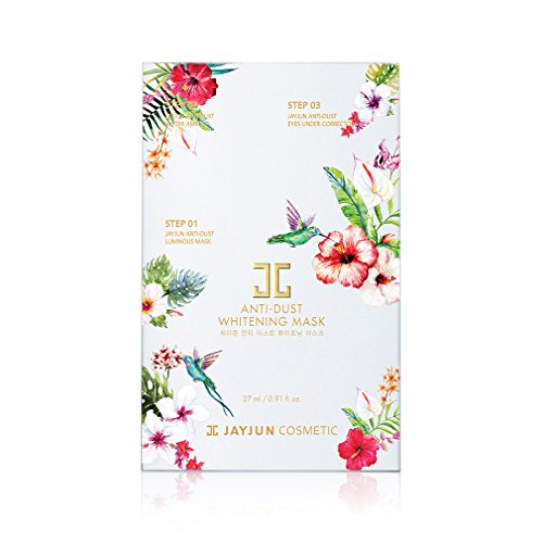 JAYJUN Anti-Dust Whitening Mask 3 Step 10EA