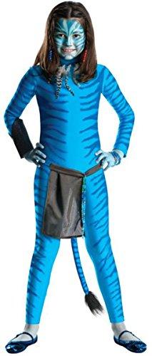 Girl's Costume: Avatar Neytiri- Small]()