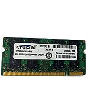 كروشال 2 دي دي ار2ذاكرة رام متوافقة مع اجهزة لابتوب - 200836MT