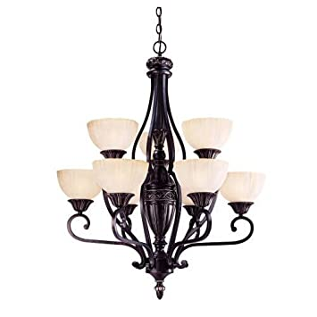 Amazon.com: Savoy House 1 – 042 – 9-59 – Lámpara de techo ...