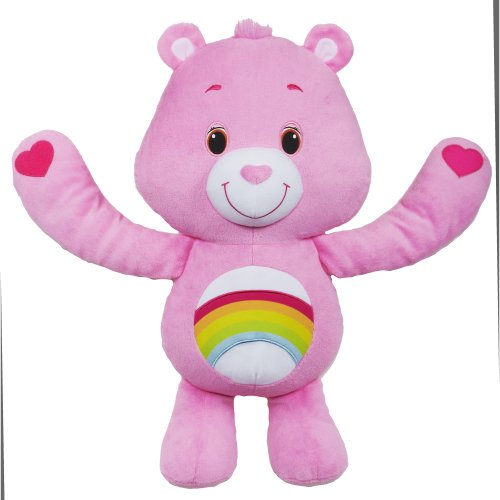 - Care Bears Hug Me Back Cheer Bear Plush