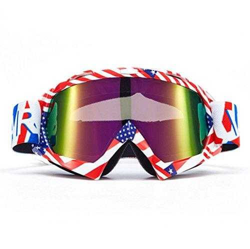 protección explosiones de A protección Protectoras contra esquí Material Arenado Gafas dqgFdT
