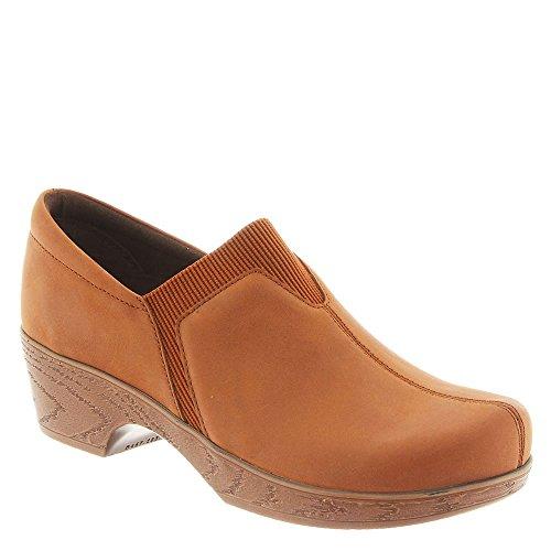Salem Footwear Klogs Leather Women's Back Closed Tawney Clog aORqU