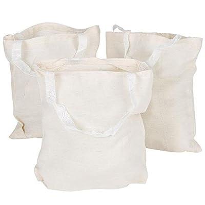 Rhode Island Novelty Tote Cotton Bag, 18 Nos: Kitchen & Dining