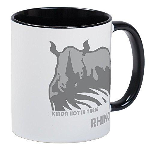 CafePress Ace Ventura Rhinos Mug Unique Coffee Mug, Coffee Cup -