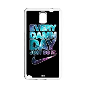Custom Every Damn Day Just Do It TPU Samsung Galaxy Note 3 N9000 Cases Covers