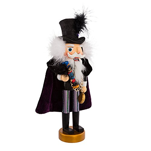 Hollywood Nutcrackers Kurt Adler Hollywood Drosselmeier Nutcracker, 12-Inch