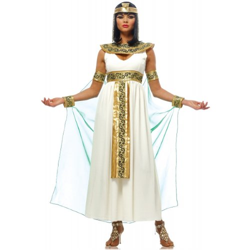 Royal Cleopatra Adult Costume Multicolored Large ()