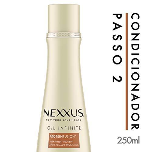 Condicionador Nexxus Oil Infinite 250 Ml, Nexxus