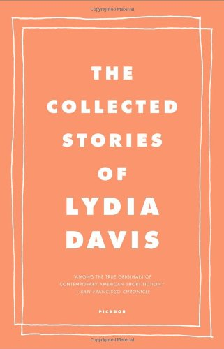 The Collected Stories of Lydia Davis pdf