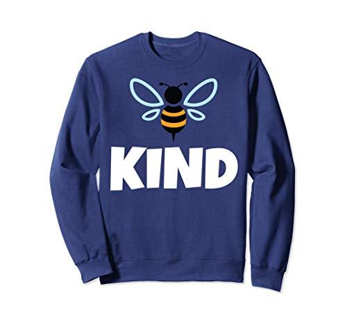 Bumble Bee Be Kind Sweatshirt Teacher Love Kids Kindness