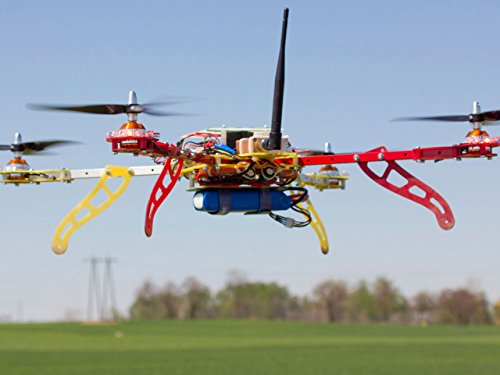 Robotic Air - Flying Robots: From Autopilots to Drones