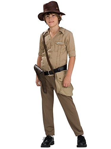 Indiana Jones Costumes Kids (Indiana Jones Child's Costume, Medium)