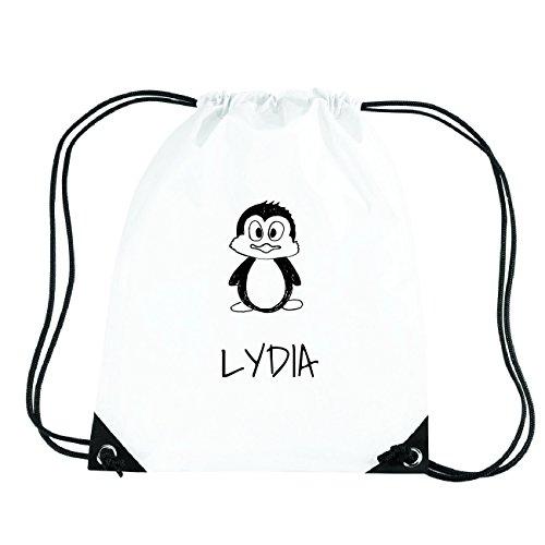JOllipets LYDIA Turnbeutel Sport Tasche PGYM5676 Design: Pinguin