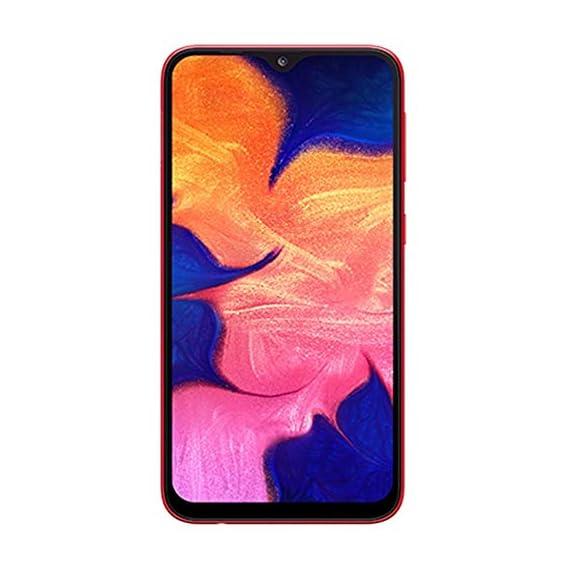 - 41EQln1FDpL - Samsung Galaxy A10 A105M 32GB Duos GSM Unlocked Phone w/ 13MP Camera – Red