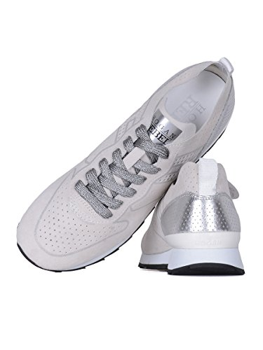 Hogan Rebel Sneakers Donna HXW2610X340FS6384S Pelle Bianco