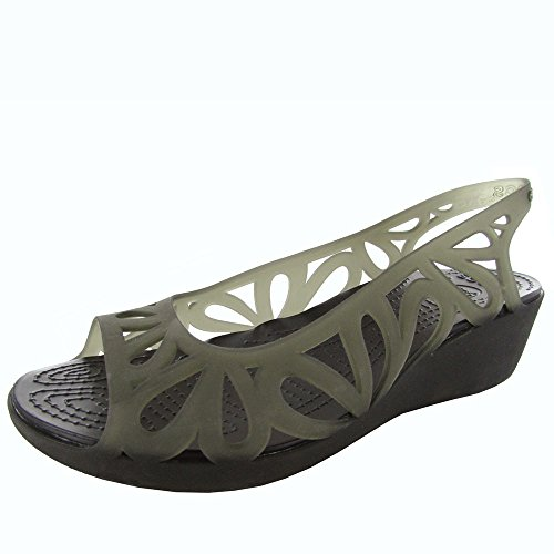 cc0a34403 Crocs Women s 14937 Adrina III Mini Wedge Sandal