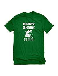 Indica Plateau Mens Daddy Shark T-Shirt