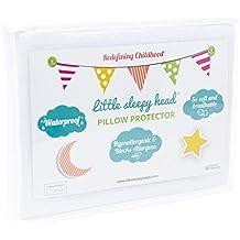 Little Sleepy Head Toddler Pillow Protectors (1-Pack)