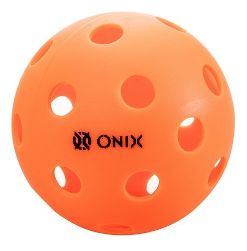 Onix Pure 2 Outdoor Pickleball Balls (3-Pack) by Onix