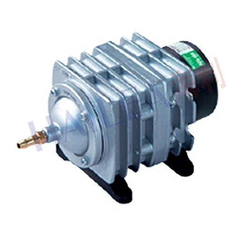 HAILEA ACO-208 Compresor de Aire Ventilador Bomba de Aire de Carbón Bomba para Estanque: Amazon.es: Productos para mascotas