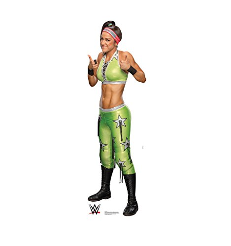 Bayley - WWE - Advanced Graphics Life Size Cardboard Standup