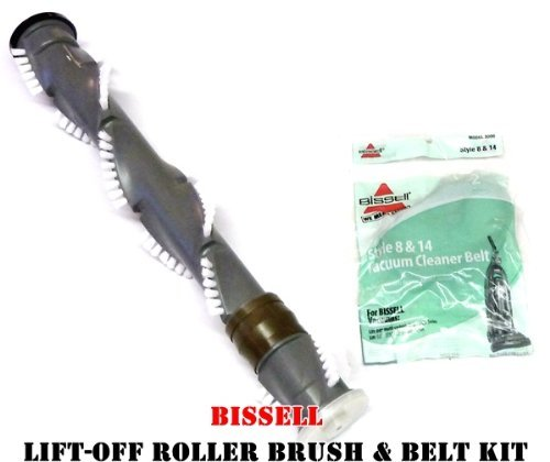 Bissell Lift-Off Cyclonic vacuum Roller Brush and Belt (Lift Brush)