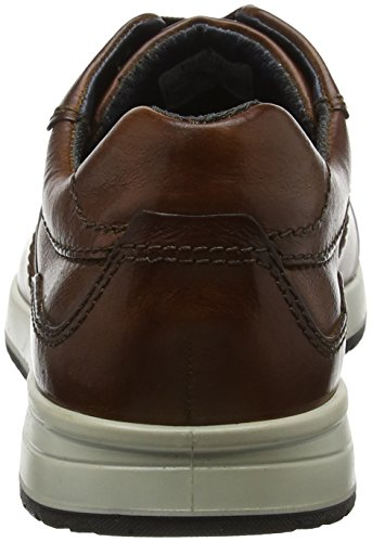 Bugatti Men's 311385021100 Trainers, Brown Brown (Cognac 6300)