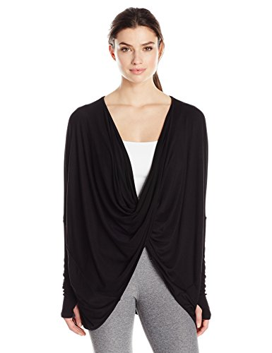 X-By-Gottex-Womens-Front-Wrapped-Cardigan