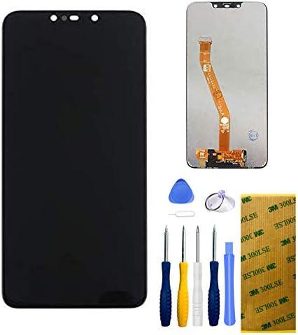 ohne Rahmen LTZGO f/ür Huawei Mate 20 LITE Ersatz Display LCD Schwarz Touchscreen Digitizer Bildschirm Glas Ersatzteile Werkzeuge vollst/ändigem Reparatur Set Tool Kit