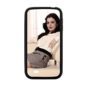 RHGGB Sexy Anna Hathaway Design Pesonalized Creative Phone Case For Samsung Galaxy S4