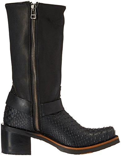 Harley-davidson Womens Bleckley Arbeid Boot Svart / Svart