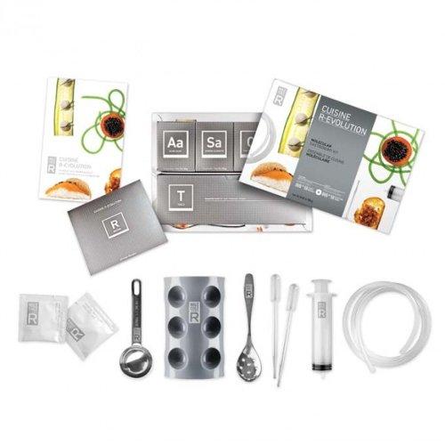 Molecule-R Cuisine R-Evolution Kit, 0.14 lb