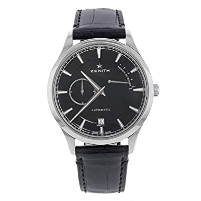 Zenith Elite Automatic-self-Wind Male Watch 03.2122.685/21.C493 (Certified Pre-Owned) from Zenith