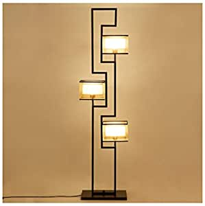 Amazon.com: Noble.Store Floor Lamp - LED Floor Lamp Simple ...