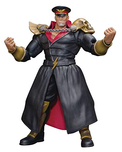 Storm Collectibles Street Fighter V: Battle Costume M. Bison Action Figure