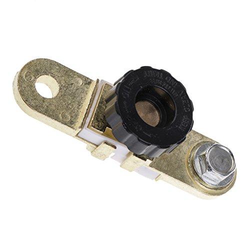 Baoblaze Car Battery Leak-proof Power Switch Battery Protection Accessories Car Power Switch 12V battery leakage switch: