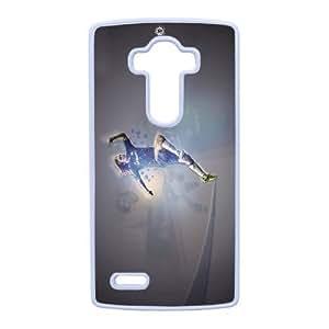 LG G4 Phone Case White David Luiz WQ5RT7504702
