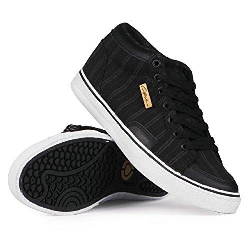 Circa Skateboard Schuhe Pusher Black/Tailored - C1rca Shoes