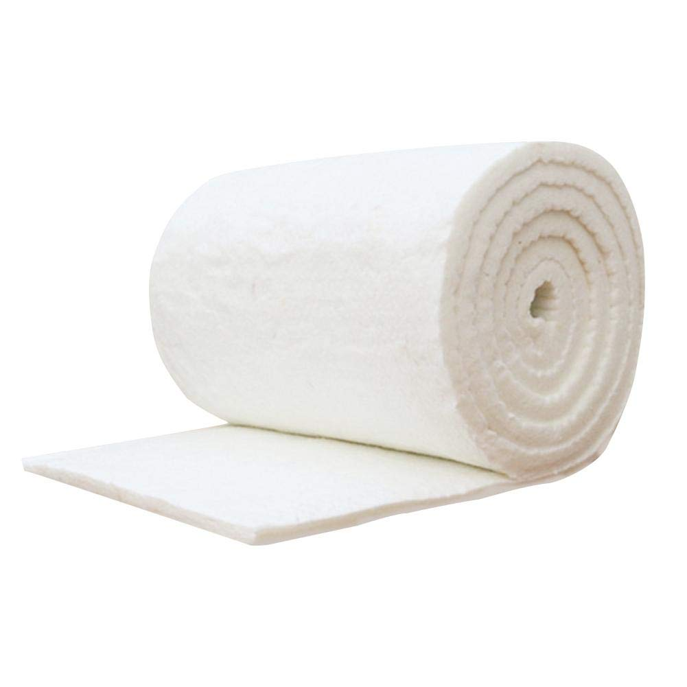 "39"" X 24"" Insulation Blanket Ceramic Fiber Insulation Morgan Ceramics for Wood Stoves Pizza Ovens Kilns Forges & More"