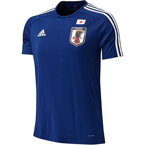 批判的に適合しました間adidas(アディダス) サッカー日本代表 ホームレプリカTシャツ No,9 BLU CJ3978 J2XO