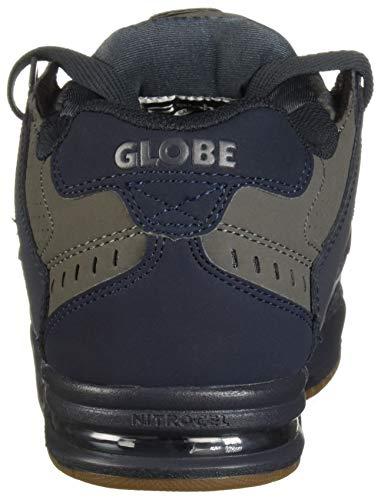 Shadow Sneakers Unisex Sabre Dark Globe Erwachsene Ebony OZ04vvqx