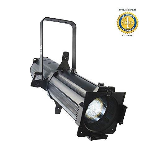 Chauvet EVE E-100Z LED Ellipsoidal Spotlight with 1 Year Free Extended Warranty (Spotlight Zoom Ellipsoidal)