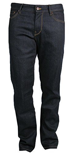 BOSS ORANGE BO24 Jeans ( Regular Fit ) deep dark blue rinsed STRETCH, darkblue, W40/L32