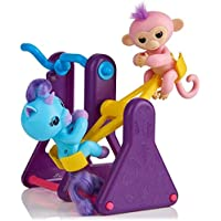 WowWee See-Saw with 2 Fingerlings Toys