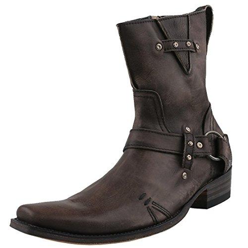 Sendra Boots, Stivali uomo Grigio grigio