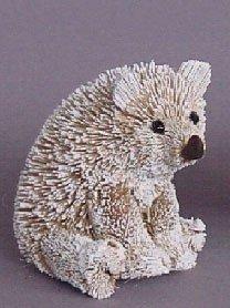 Brushart BRUSHOR16F Bear Polar Frosted Ornament (Seed Buri)